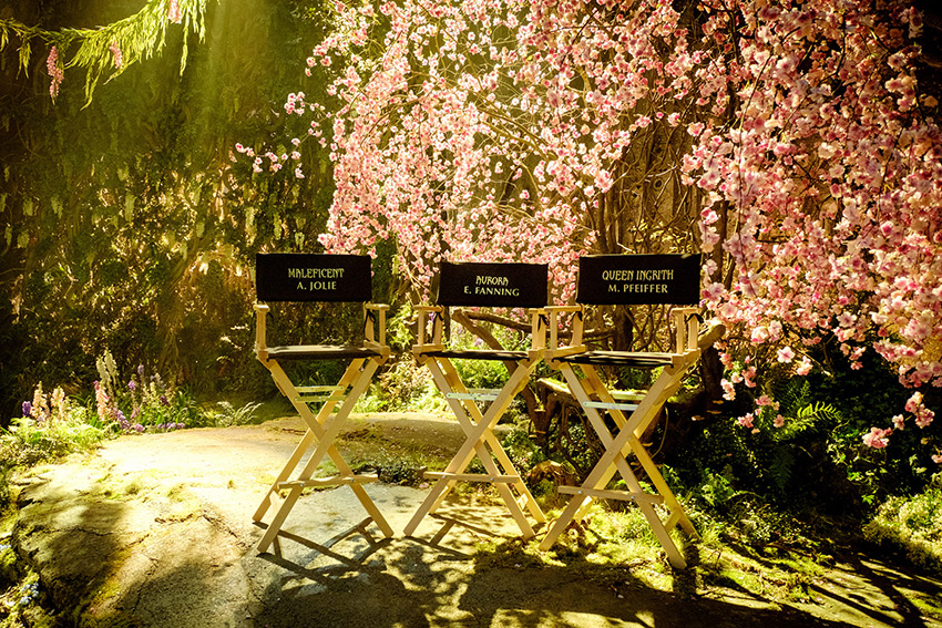 Maleficent 2 production
