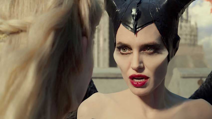 Angelina Jolie Says Maleficent Mistress Of Evil Is About