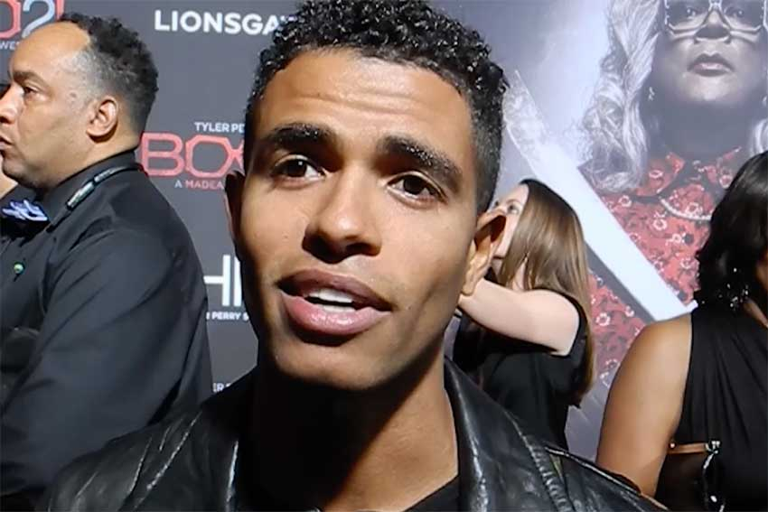 Mandela Van Peebles CineMovie Interview