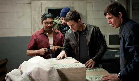 Mark Wahlberg and Lukas_Haas in CONTRABAND