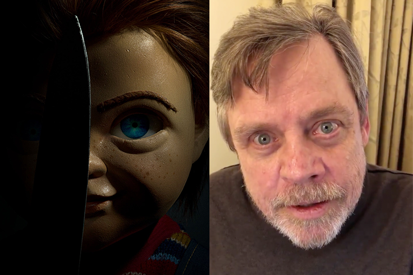 Mark Hamill Chucky Voice Childs Play