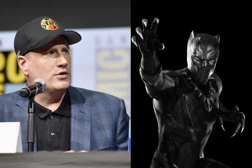 Marvel Black Panther Kevin Feige
