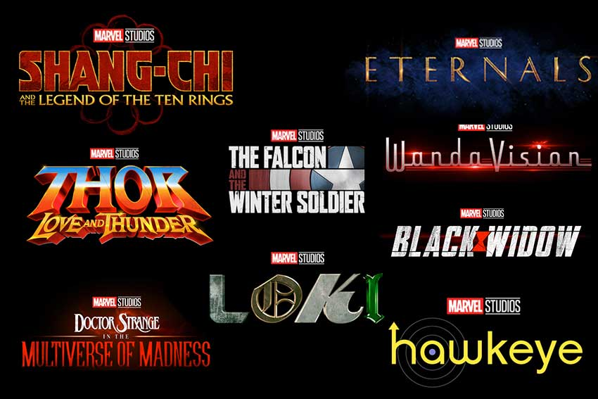 Marvel Comic Con MCU Films Disney Plus