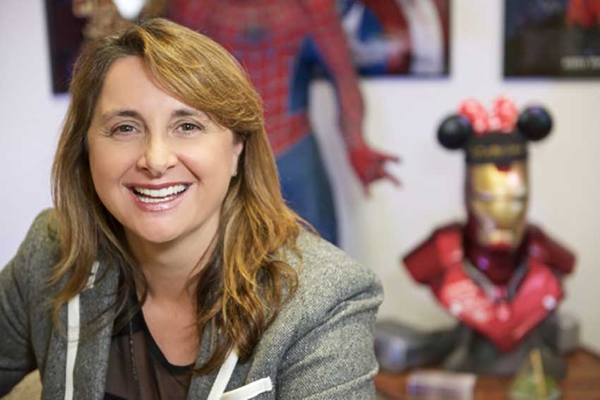 Marvel Studios Victoria Alonso interview