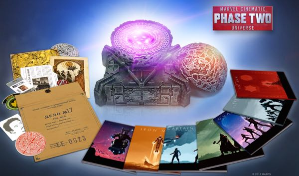 Marvel Universe PhaseTwo Collectors Set 1