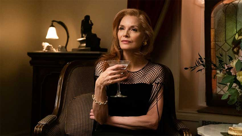 Michelle Pfeiffer French Exit