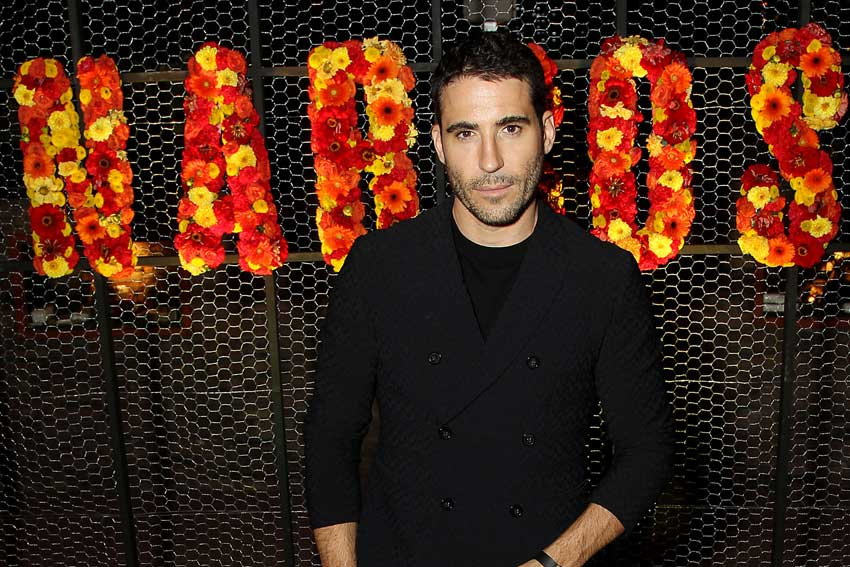 Miguel Angel Silvestre Narcos NYC Premiere