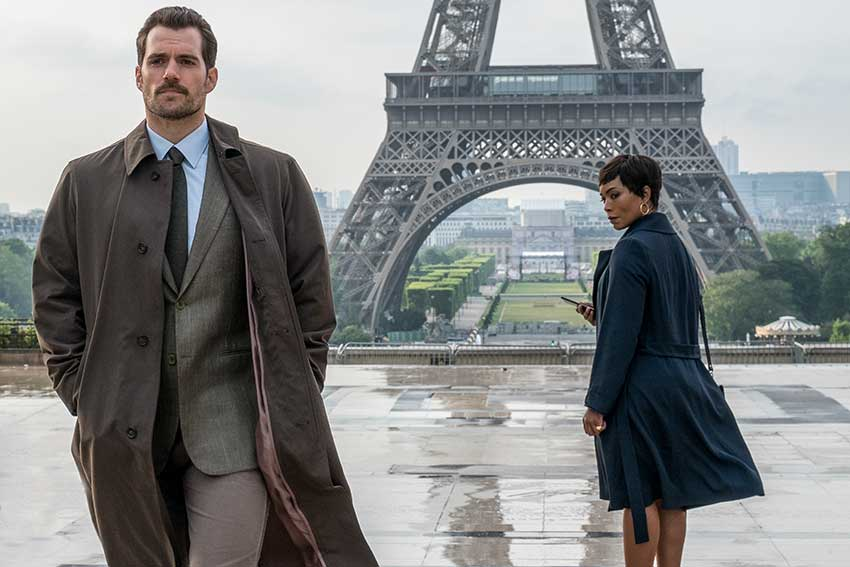 Mission Impossible Fallout Henry Cavill Angela Bassett