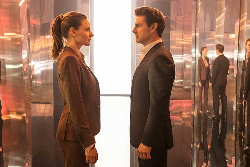 Mission Impossible Fallout Tom Cruise Rebecca Ferguson 2