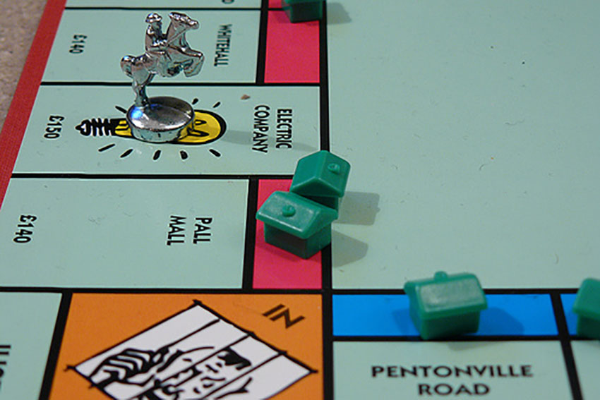 Monopoly movie adaptation