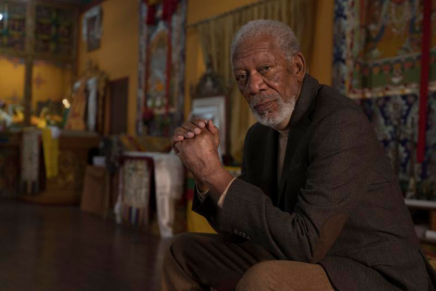 Morgan Freeman Story of God Season 3