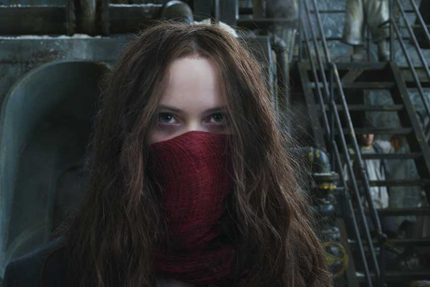 Mortal Engines movie Hester