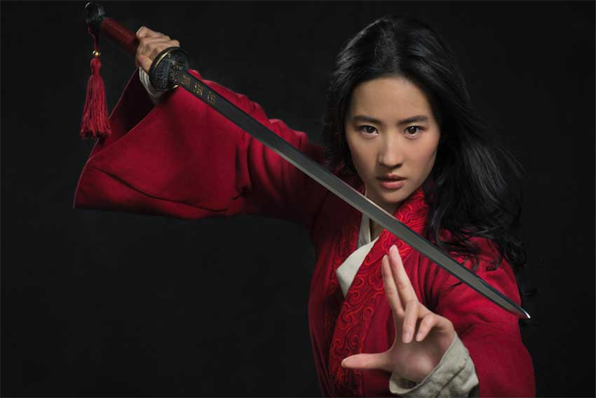 Disney's Mulan headed to Disney+