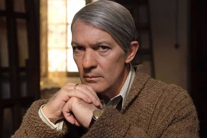 Antonio Banderas as Pablo Picasso