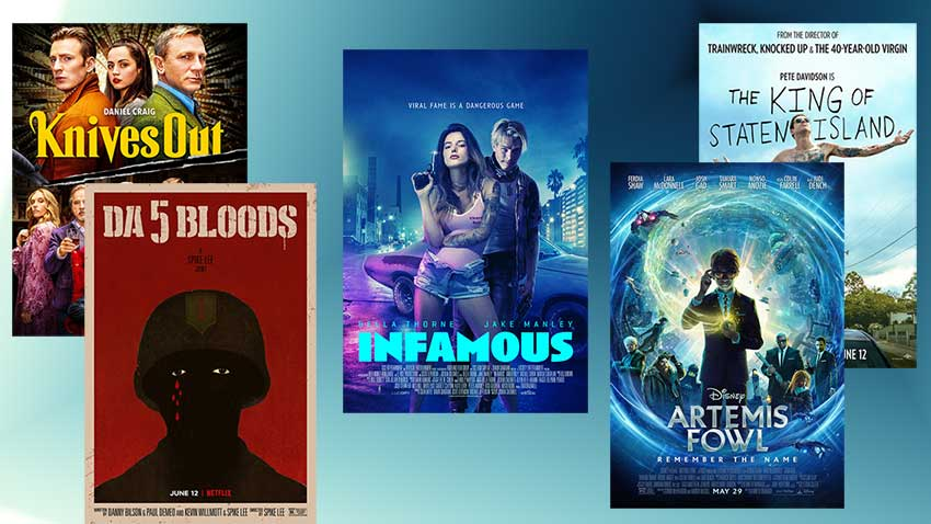 New Movies This Weekend
