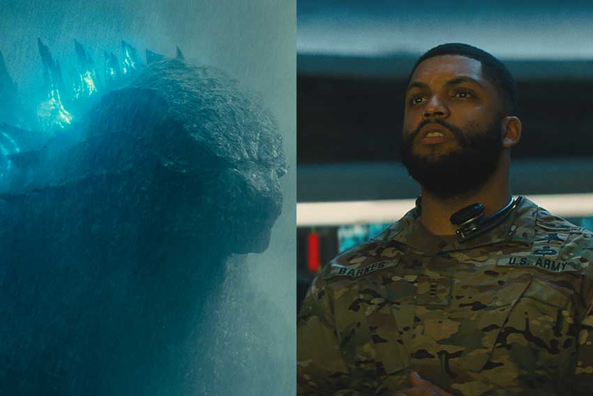 OShea Jackson Jr Godzilla King of the Monsters interview