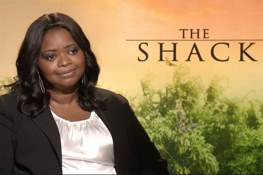 Octavia Spencer The Shack interview
