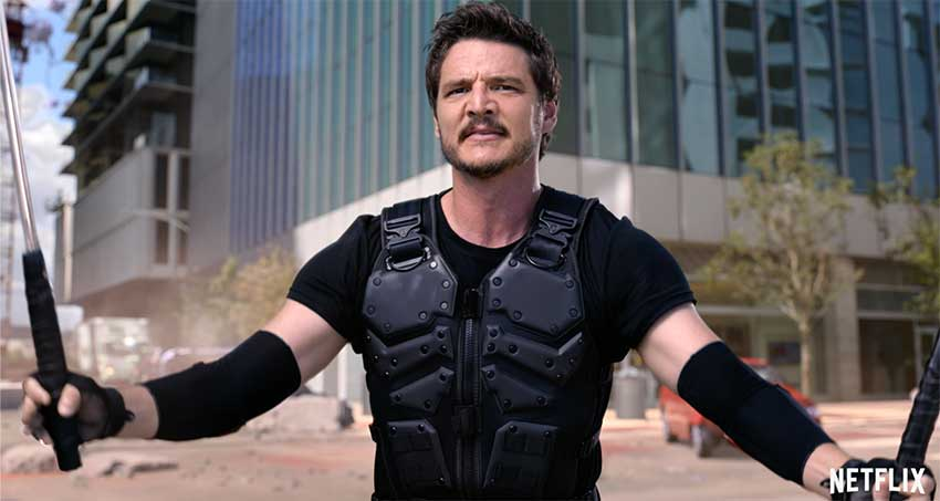 Pedro Pascal We Can Be Heroes