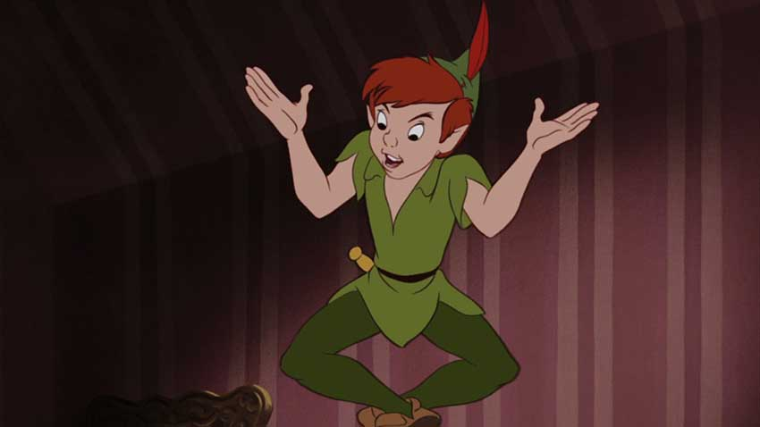Peter Pan DisneyPlus