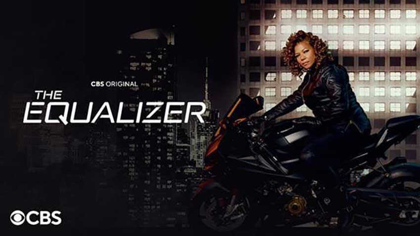 Queen Latifah The Equalizer