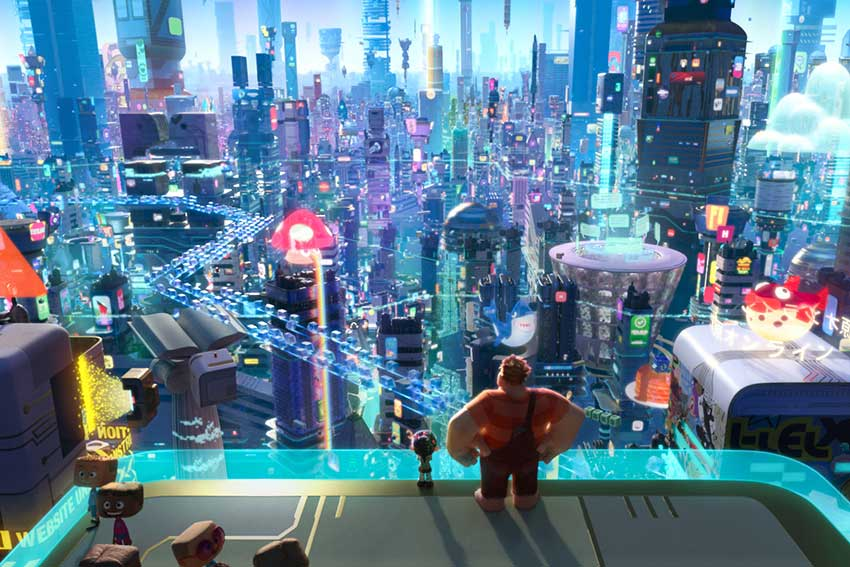 Ralph Breaks The Internet First Look