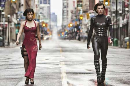 Resident Evil Retribution Movie Production Notes In