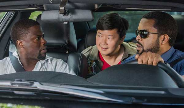 Ride Along 2 Ice Cube Kevin Hart image