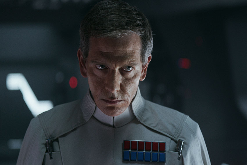 Rogue One A Star Wars Story Ben Mendelsohn as Krennic
