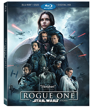 Rogue One A Star Wars Story Blu ray