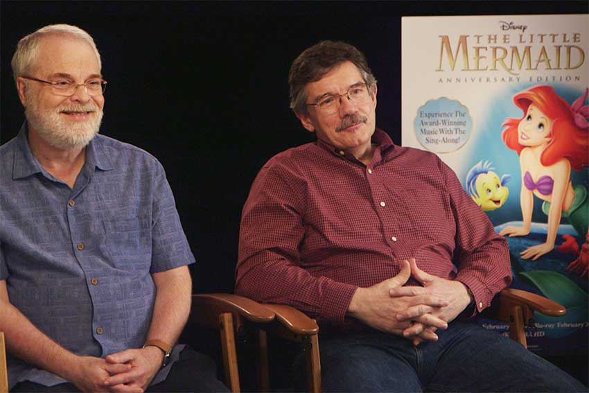 Ron Clements Mark Henn Little Mermaid interview