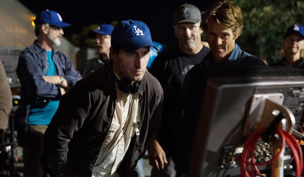 Secret in their Eyes on set with director Billy Ray and DP Danny Moder