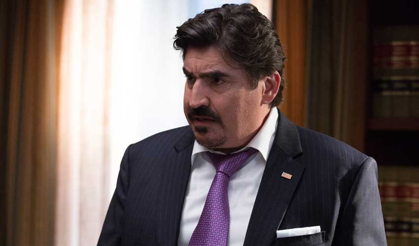 Secret in Their Eyes Alfred Molina