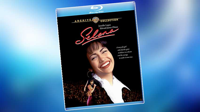 Selena Movie 1997 Bluray