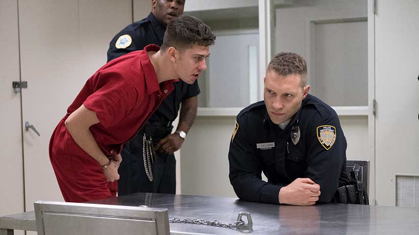 Semper Fi review Jai Courtney Natt Wolff