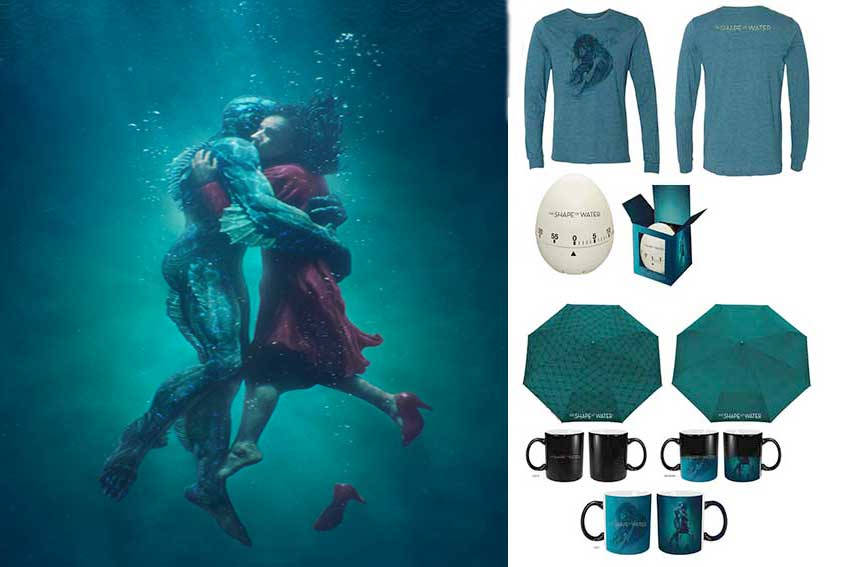 Shape of Water CineMovie Prize Pack Giveaway