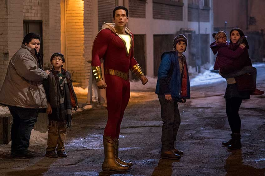 Shazam Movie Cast