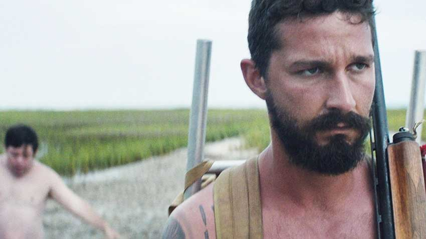 Shia LaBeouf Peanut Butter Falcon CineMovie review