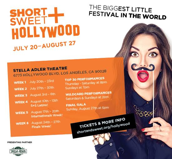 Short Sweet Festival Los Angeles