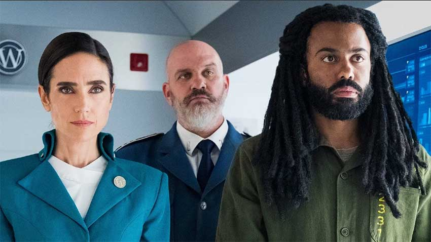 Snowpiercer Jennifer Connelly Daveed Diggs tv review