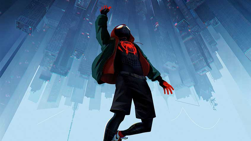 Spiderman Into the Spiderverse