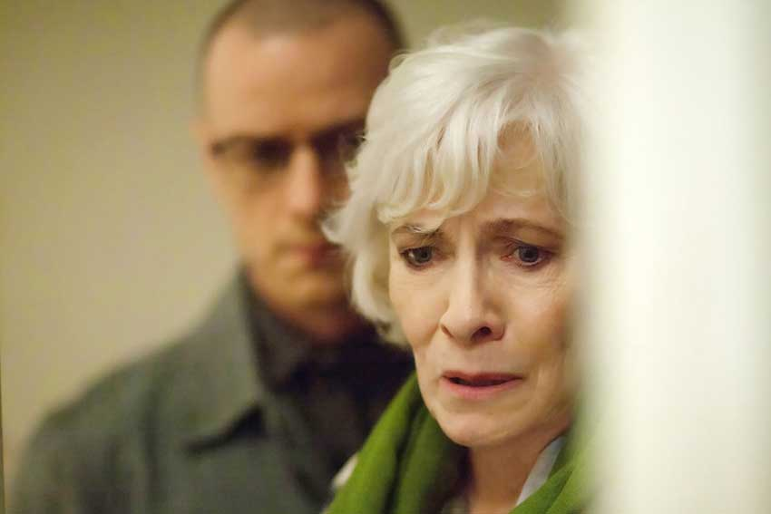 Split Movie James McAvoy and Betty Buckley