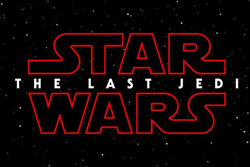 Star Wars Episode VIII Last Jedi image