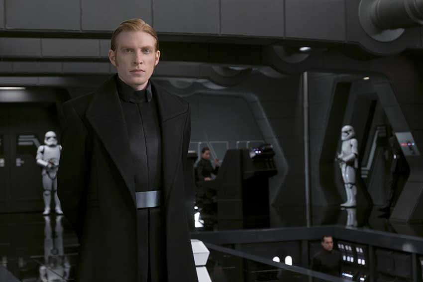 Star Wars The Last Jedi General Hux