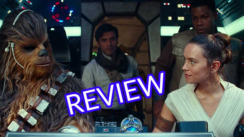 StarWars Rise of Skywalker review 850