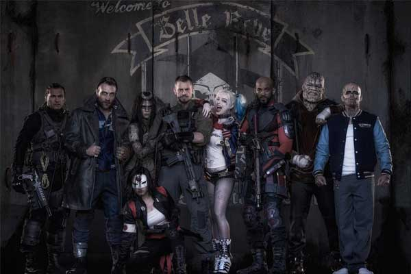Suicide Squad Characters 600