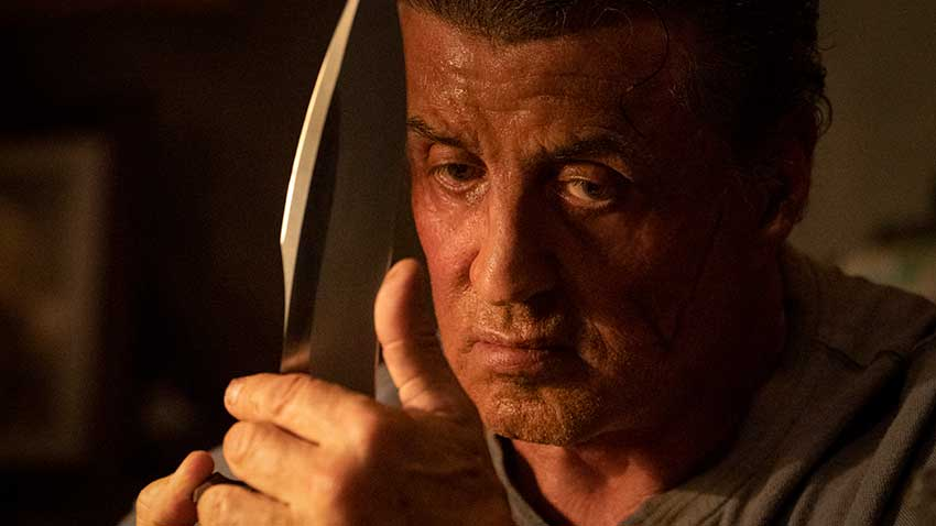 Sylvester Stallone Rambo Last Blood movie review