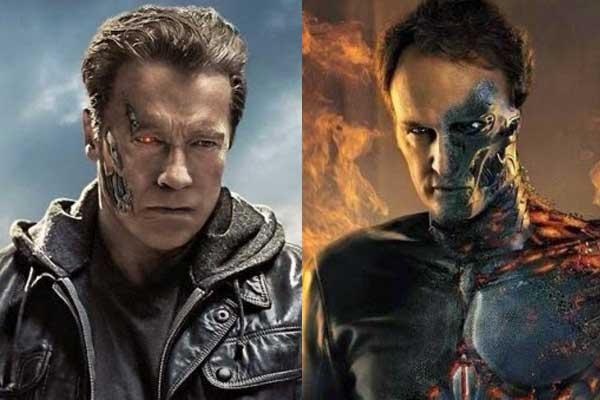 Terminator Genisys CharacterPosters