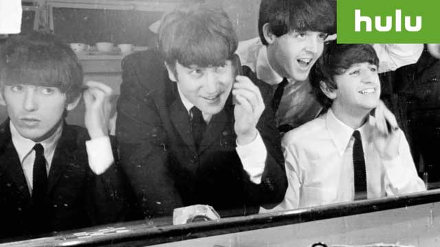 The Beatles Eight Days a Week Hulu documentary