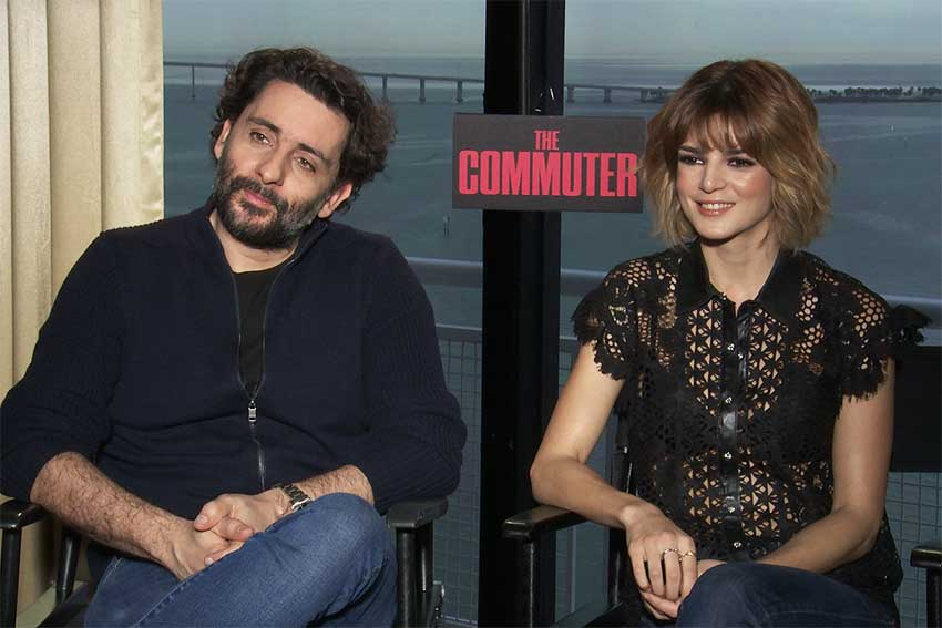 Director Jaume Collet Serra Says The Commuter Is Sequel To