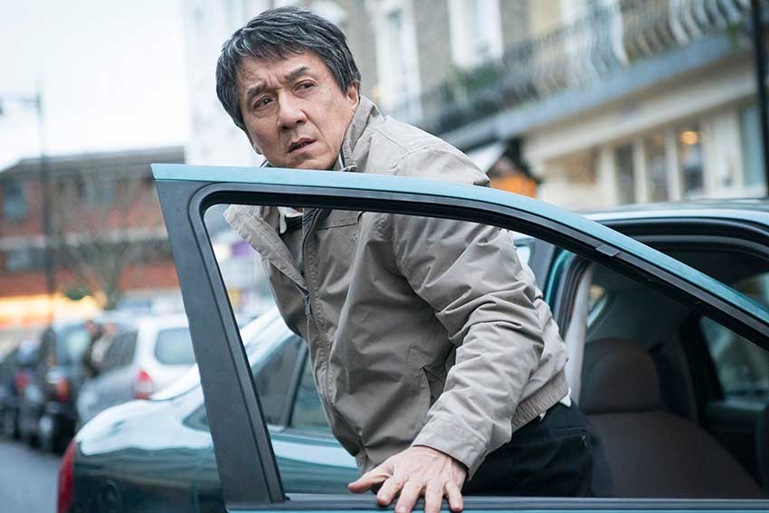 The Foreigner Jackie Chan 2017 interview